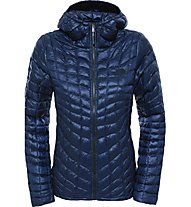 The North Face Thermoball Hoodie Donnen Primaloft Thermoball Giacca con cappuccio, Blue