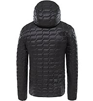 The North Face Thermoball Hoodie - Trekkingjacke - Herren, Black
