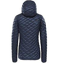 The North Face Thermoball - giacca con cappuccio - donna, Blue