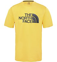 The North Face Train N Logo Flex - T-shirt - uomo, Yellow