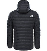 The North Face Trevail - giacca in piuma - uomo, Black