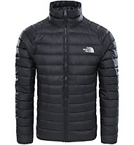 The North Face Trevail - giacca in piuma - uomo, Black