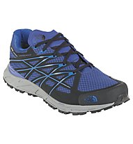 The North Face Ultra Endurance GTX M Herren Trailrunningschuh, Blue/Yellow