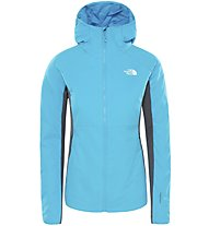 The North Face Ventrix Hybrid - Hybridjacke mit Kapuze Wandern - Damen, Blue