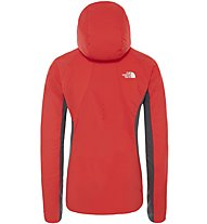 The North Face Ventrix Hybrid - giacca ibrida - donna, Red