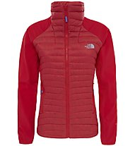 The North Face Verto Micro - Isolationsjacke Wandern - Damen, Red