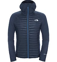 The North Face Verto Prima Hoodie Herren Daunenjacke, Blue