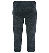 The North Face Pulse - Pantaloni 3/4 fitness - Donna, Black
