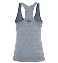 The North Face W T-Lite Tank - ärmelloses Damenshirt, Anthracite