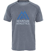 The North Face Wicker Graphic Crew - T Shirt - Herren, Grey