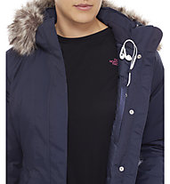 The North Face Arctic Parka Damen, Outer Space Blue