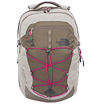 The North Face Women´s Borealis 25 L - Tagesrucksack, Brindle Brown/Kuminous Pink