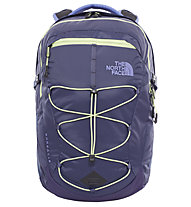 The North Face Women´s Borealis 25 L - zaino tempo libero, Crown Blue/Budding Green