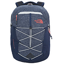 The North Face Women´s Borealis 25 L - Zaino, Cosmic Blue/Calipso Coral