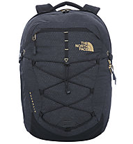 The North Face Women´s Borealis 25 L - Zaino, TNF Black/24 K Gold