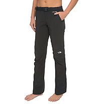 The North Face Women's Diablo Pant Pantaloni lunghi Softshell donna, TNF Black