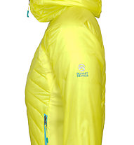 The North Face DNP giacca con cappuccio donna, Energy Yellow