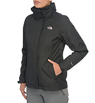 The North Face Women's Evolution II Triclimate Jacket giacca doppia donna, TNF Black