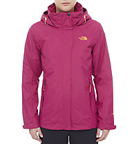 The North Face Evolution II Triclimate giacca doppia donna, Dramatic Plum