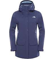 The North Face Mira Jacke Damen, Patriot Blue