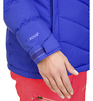 The North Face Women's Point lt Down Hybrid Jacket, Blue