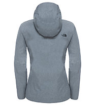 The North Face Women's Ravina Damen-Skijacke, TNF Medium Grey Heather