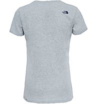 The North Face Easy - T-Shirt trekking - donna, Grey