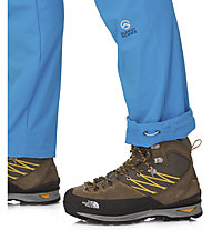 The North Face Satellite - pantaloni lunghi Softshell trekking - donna, Blue