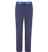 The North Face Speedlight Pantaloni lunghi trekking donna, Patriot Blue