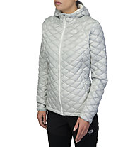 The North Face ThermoBall - giacca con cappuccio trekking - donna, Grey