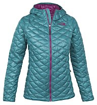 The North Face ThermoBall - giacca con cappuccio trekking - donna, Green