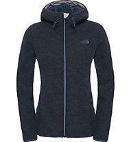 The North Face Zermatt Full Zip Damen Fleecejacke, Blue