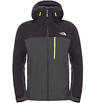 The North Face Zero Gully Jacket Herren Hardshelljacke, Grey