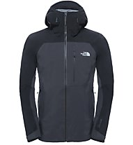 The North Face Zero Gully - Hardshelljacke - Herren, Grey