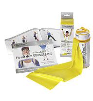 Thera Band Zippbox - elastici fitness, Yellow
