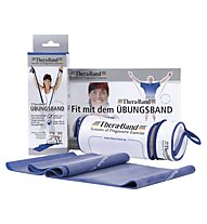 Thera Band Zippbox - elastici fitness, Blue