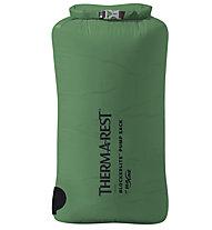 Therm-A-Rest BlockerLite Pump Sack - pompa per materassini, Green