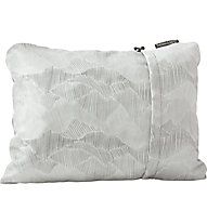 Therm-A-Rest Compressible Pillow Medium - cuscino da campeggio, Grey