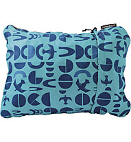 Therm-A-Rest Compressible Pillow Medium - cuscino da campeggio, Blue