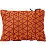 Therm-A-Rest Compressible Pillow Large - cuscino da campeggio, Red