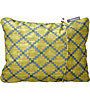 Therm-A-Rest Compressible Pillow Large - cuscino da campeggio, Green/Blue