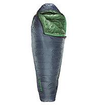 Therm-A-Rest Saros 0C - sacco a pelo, Blue/Green