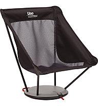 Therm-A-Rest Uno Chair - seggiola pieghevole, Black