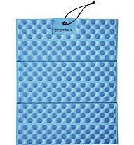 Therm-A-Rest Z Seat - cuscino per seduta, Blue/Silver