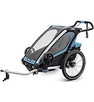 Thule Chariot Sport - rimorchio bici, Blue