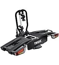 Thule EasyFold XT 2 13pin - Fahrradträger Anhängerkuppel, Black
