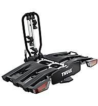 Thule EasyFold XT 3B 13pin - Fahrradträger Anhängerkupplung, Black
