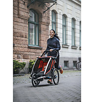Thule Thule Chariot Jogging Kit - accessori rimorchio bici, Grey/Black