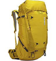 Thule Versant 50 L - Trekkingrucksack für Ausflüge mit Übernachtung, Yellow
