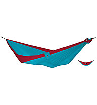 Ticket To The Moon Single Hammock 2 Color Hängematte, Blue/Red